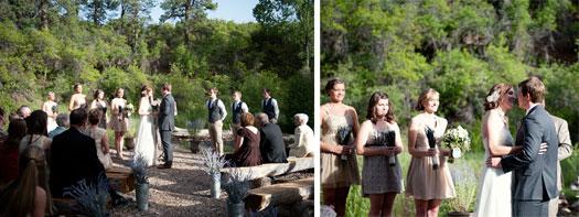 Wedding in Southwest Colorado