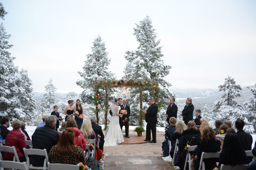 A Barbecue with a Wedding on the Side