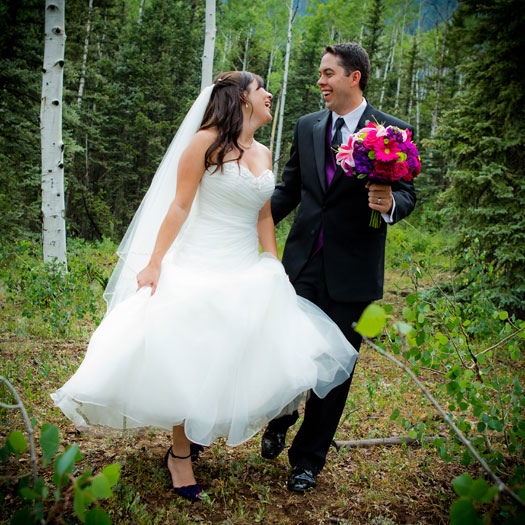 Mountain Wedding at Durango Mountain Resort