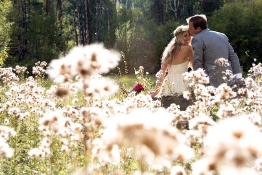 A Boho Durango Wedding