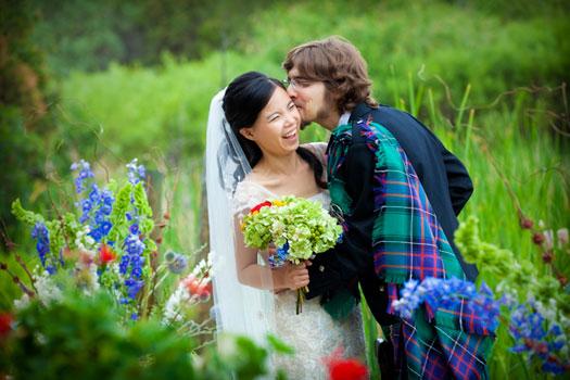 Mancos, Colorado wedding