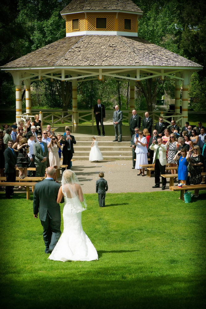 A Fun Destination Wedding at the Strater Hotel, Durango, Colorado
