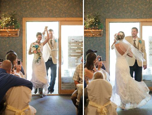 A Casual Country Wedding at Echo Basin Ranch