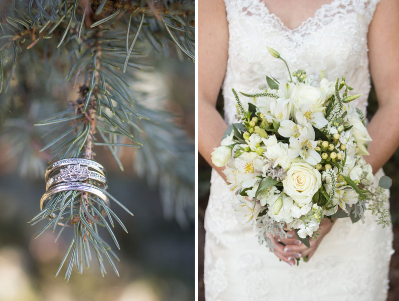 A Simple Fall Wedding at DMR