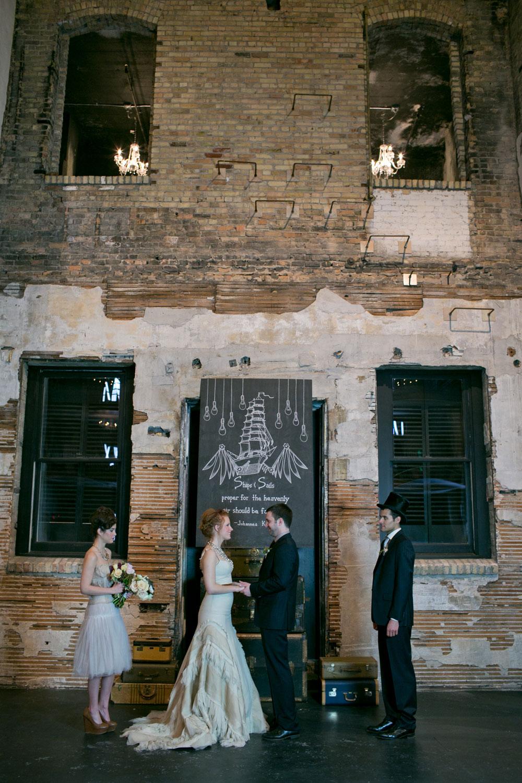 Steampunk Styled Wedding Shoot, Durango