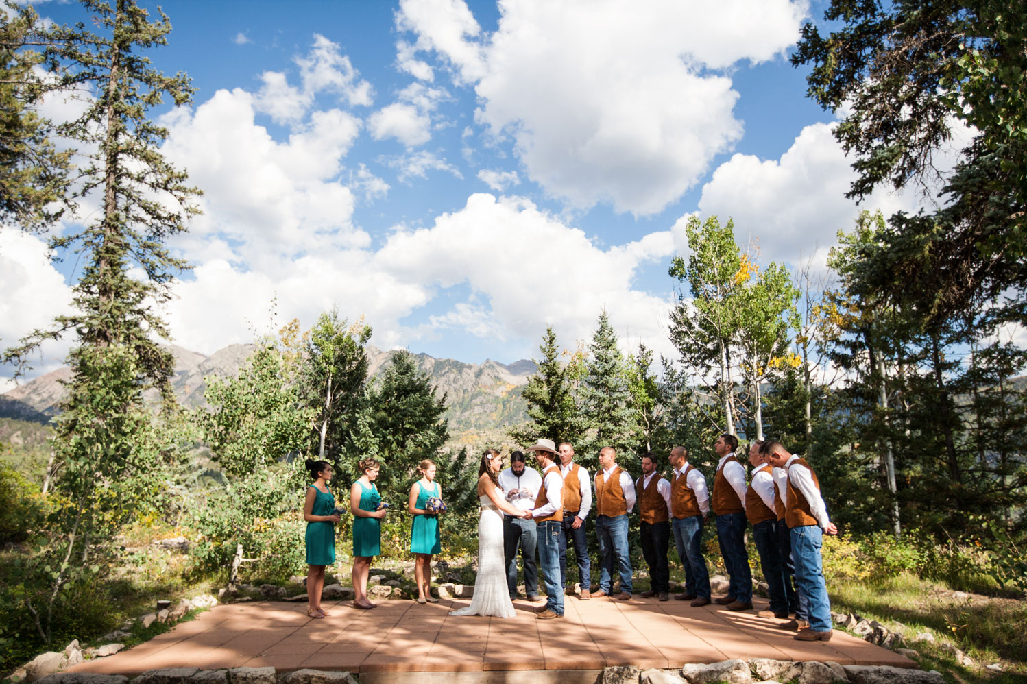 Wedding Destination: Durango Mountain Resort