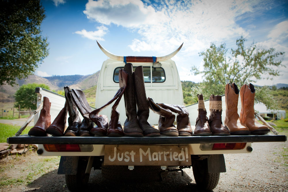 From the Magazine: A Homegrown Wedding in Mancos, Colorado