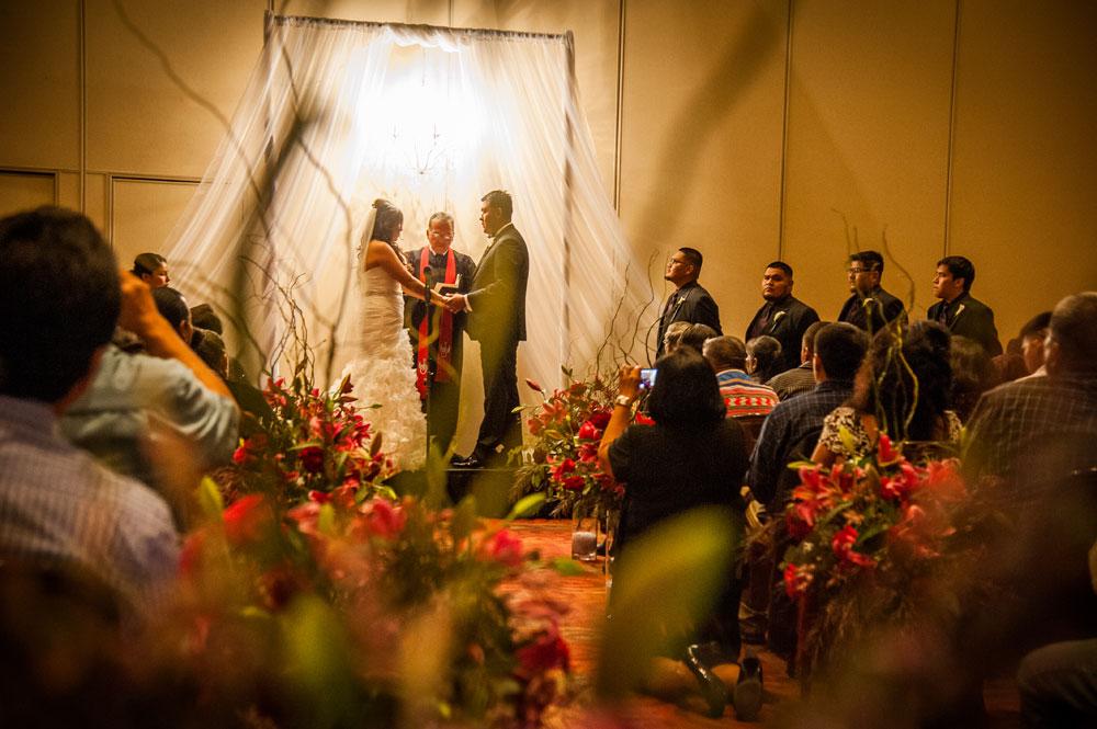 Durango Wedding: Lucky in Love at Sky Ute Casino