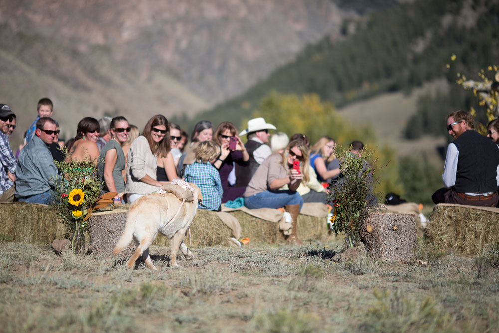 A Mountain Wedding in Creede, Colorado