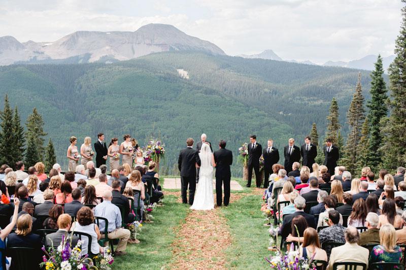Eternal Bliss at Durango Mountain Resort, Durango Destination Wedding