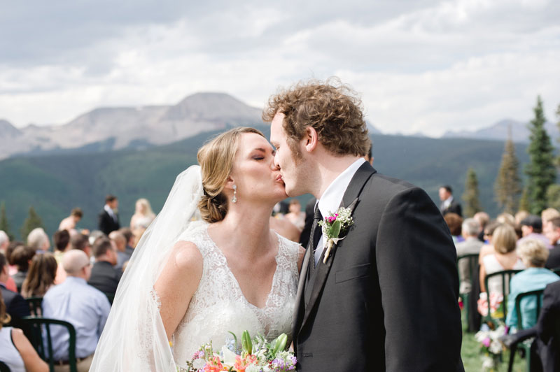 Eternal Bliss at Durango Mountain Resort, Durango Destination Wedding