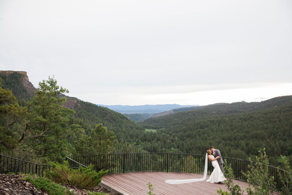 A Vintage Wedding in Pagosa