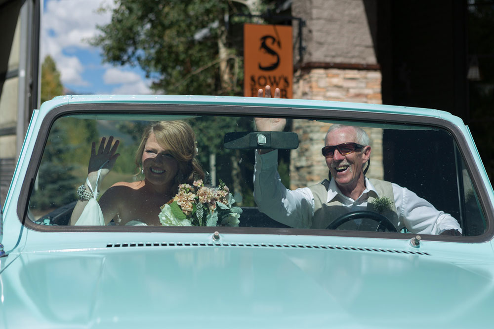 A Destination Wedding at Silverpick Lodge - Durango, Colorado