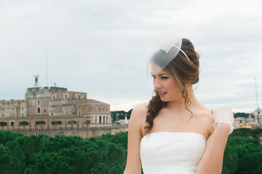 Wedding Dress Inspiration from Italy