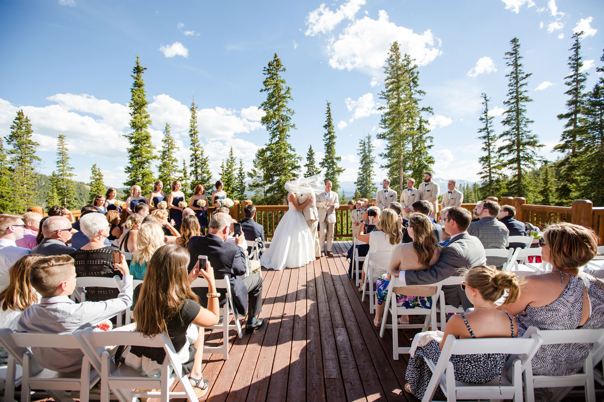 A Magical Mountain Wedding in Colorado