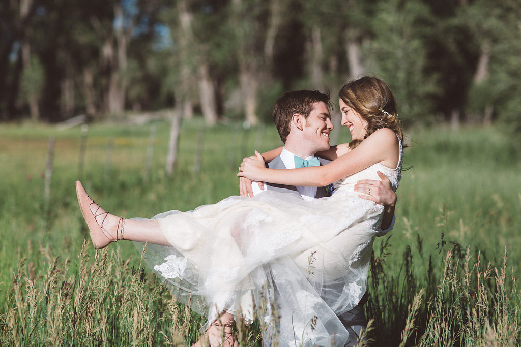 A Romantic wedding at Ridgewood, Durango