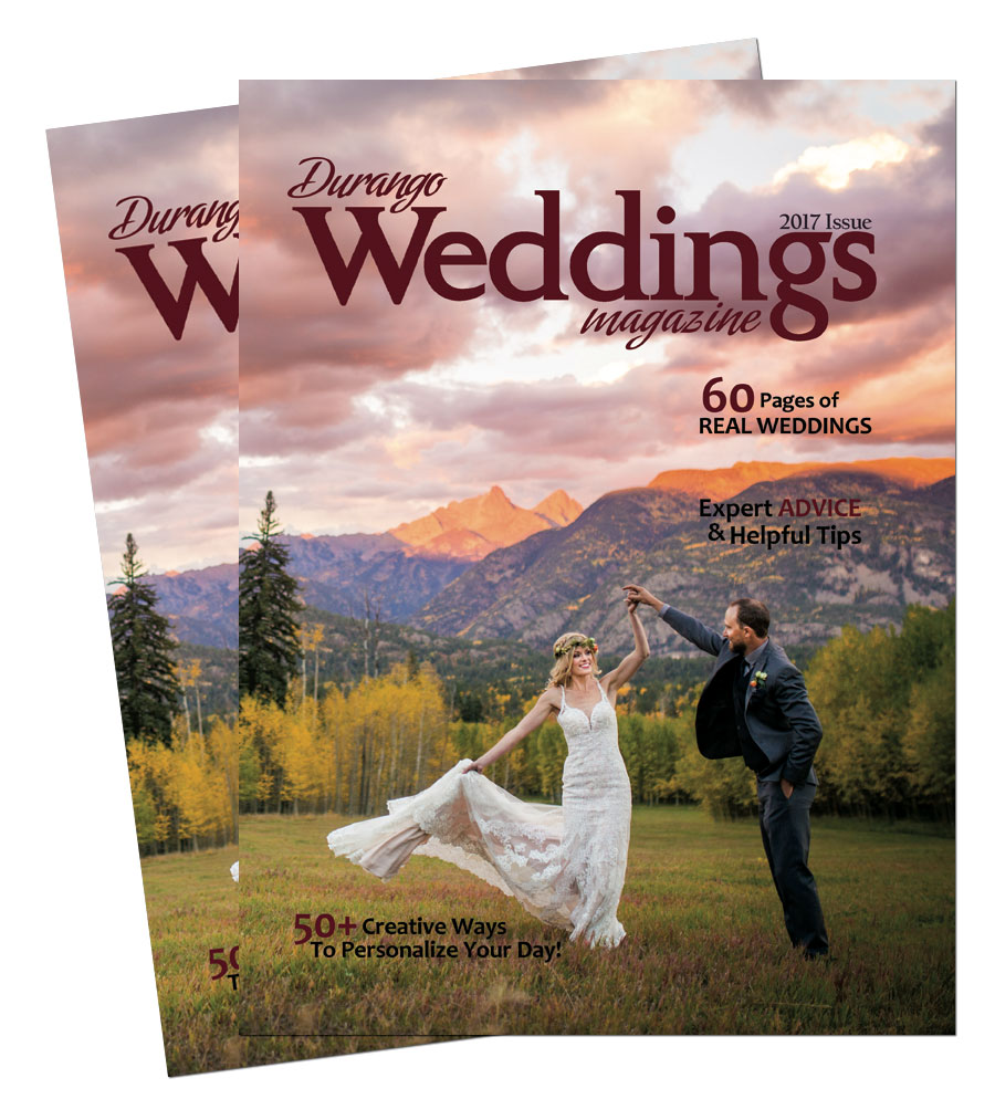 2017 issue - Durango Weddings Magazine