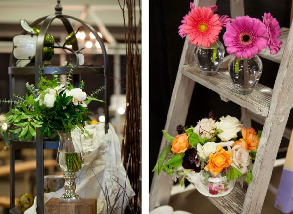 April's Garden Florals | Durango Wedding Expo