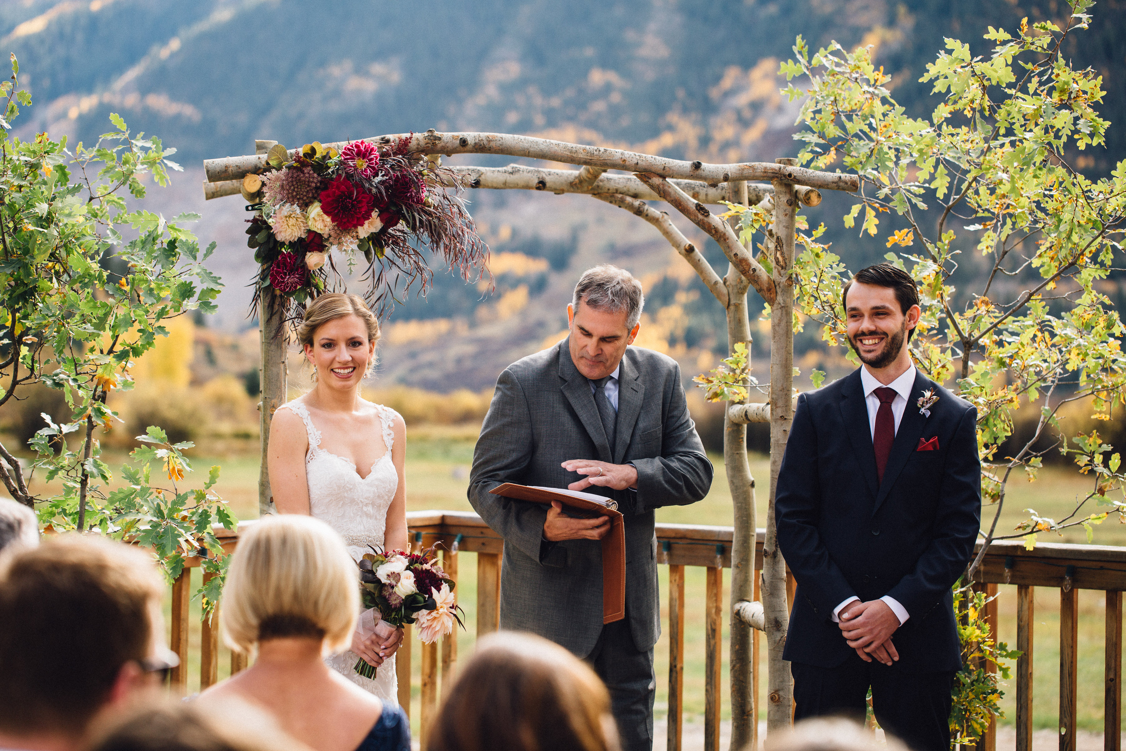 Silverton, Colorado Wedding