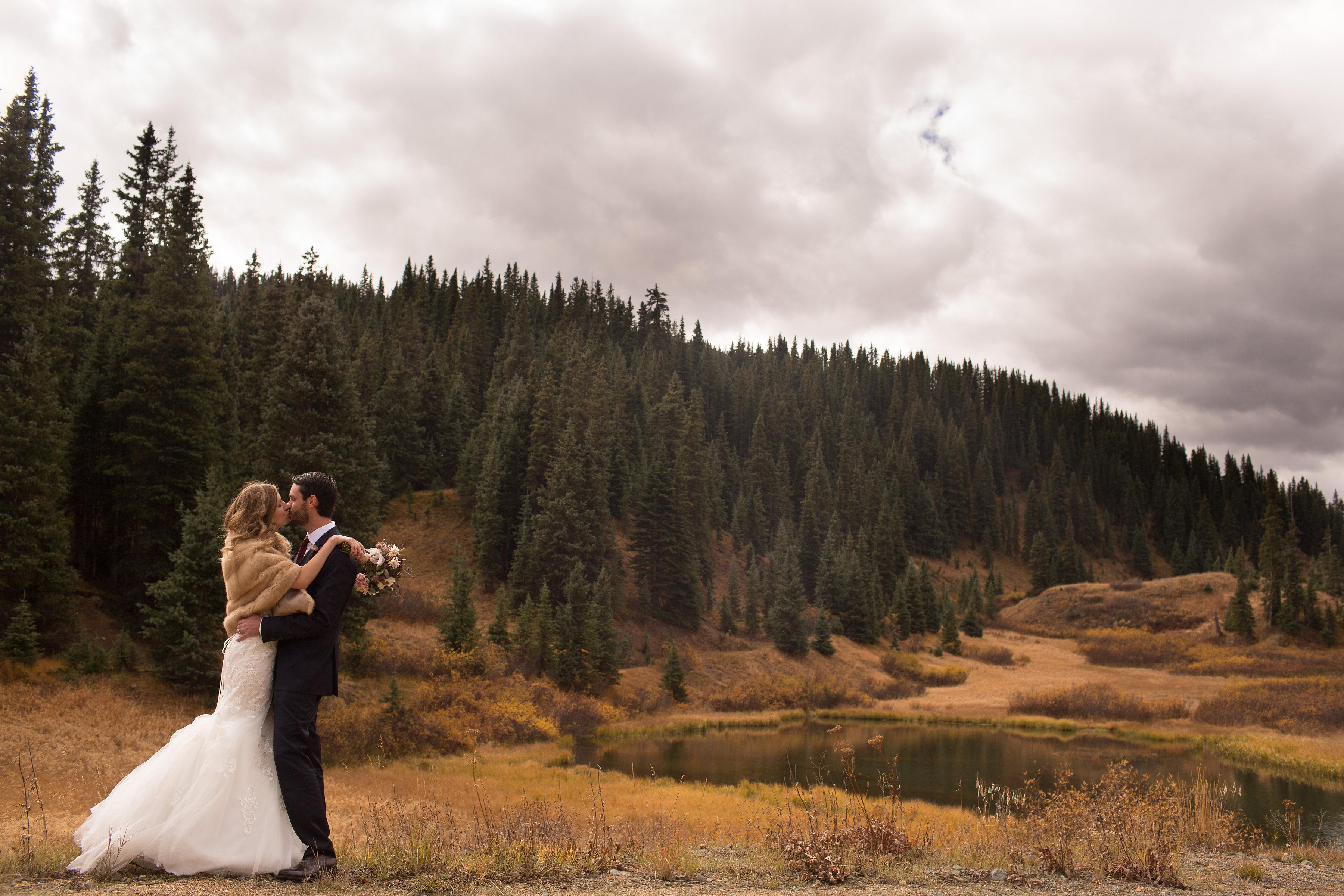 A Fall Wedding in Silverton, Colorado