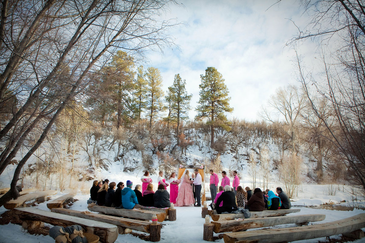 Ridgewood Wedding, Durango Colorado