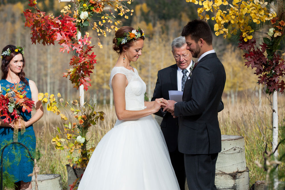 Silverpick Lodge Wedding, Durango Colorado