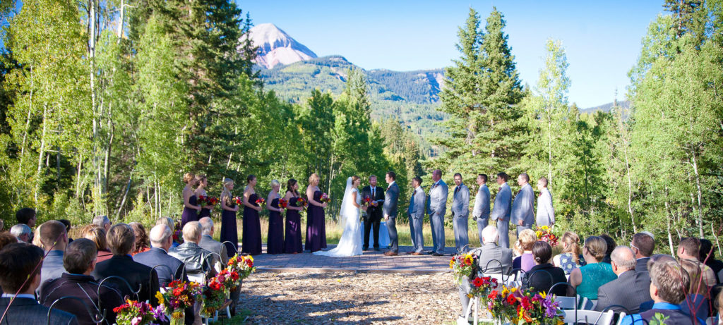 Purgatory Resort Weddings, Durango Mountain Weddings