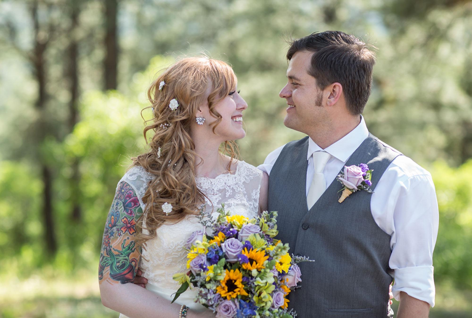 Canyon Crest Weddings, Pagosa Springs, Colorado
