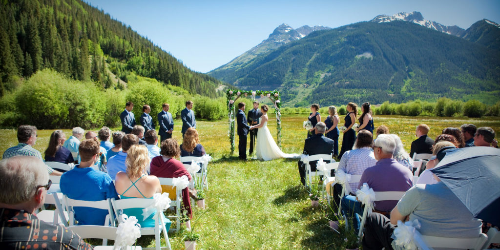 Weddings in Silverton, Colorado