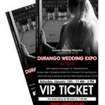 Durango Wedding Expo VIP tickets