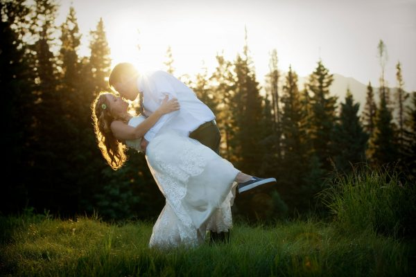 An Earthy Wedding on Durango Mountain, Durango Colorado