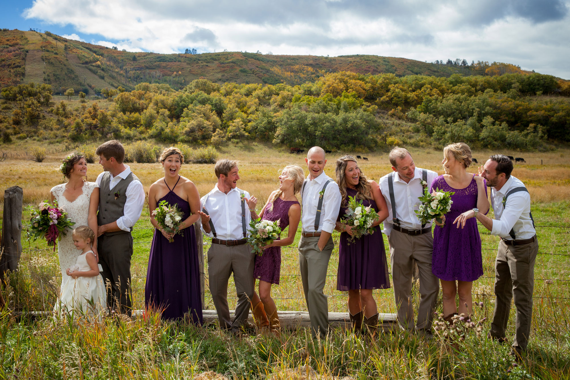A Farmhouse Wedding in La Plata Canyon, Durango