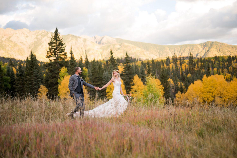 An Autumn Adventure Wedding in Durango, Colorado