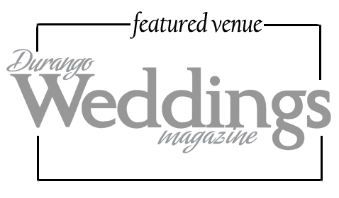 Featured on Durango Weddings Magazine