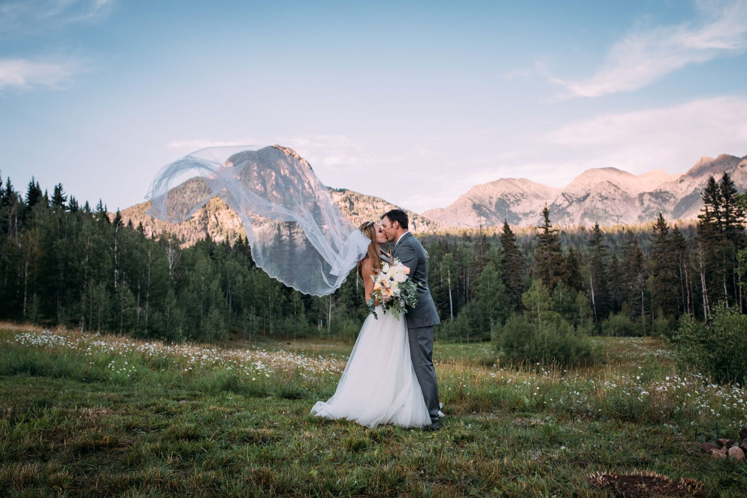 A Durango Campout Wedding