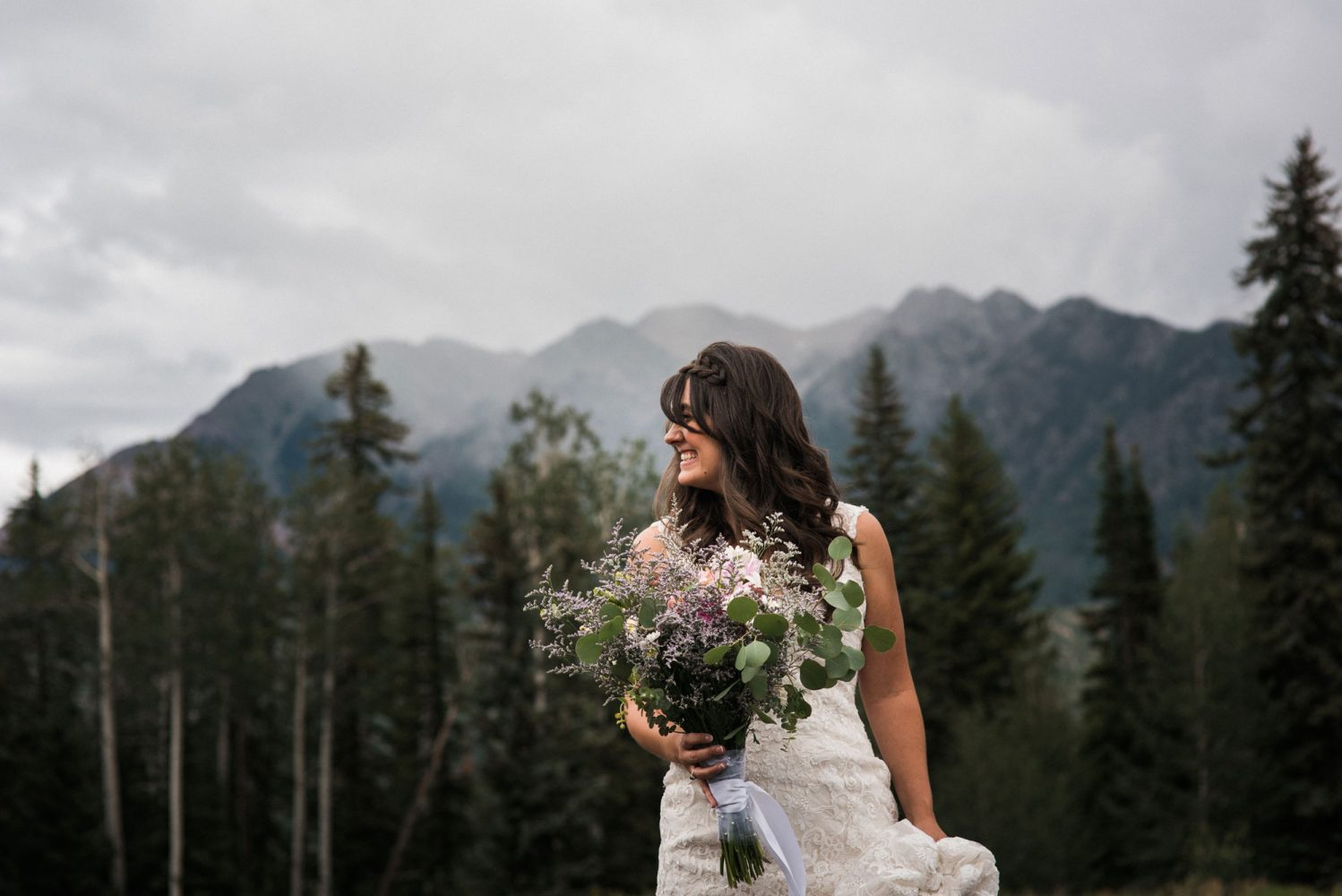 An Intimate Ceremony in the San Juan Mountains, Durango Colorado