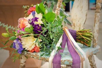 Flowers by April's Garden | 2018 Durango Wedding Expo, Durango CO