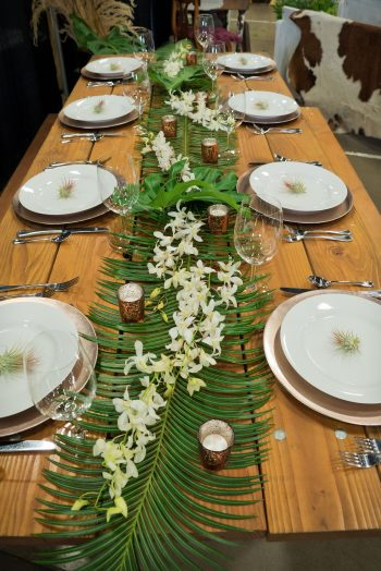Tablescape by April's Garden
