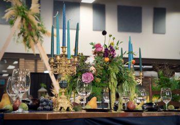 Tablescape design & florals by April's Garden