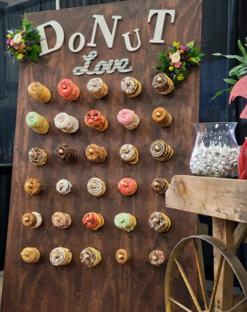 Donut wall by April's Garden