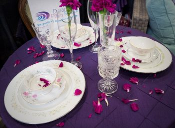 Tablescape by Durango Party Rental