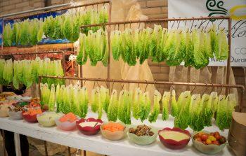 Salad bar The Yellow Carrot