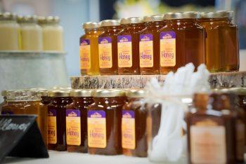 Honeyville Honey favors