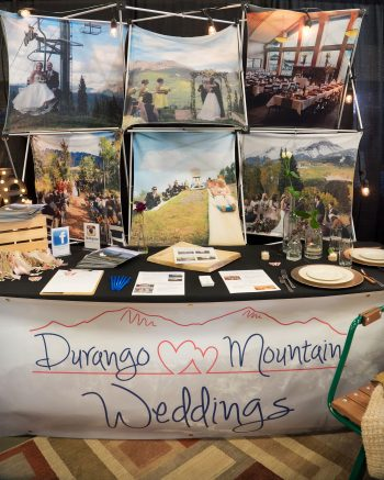 2018 Durango Wedding Expo, Durango CO