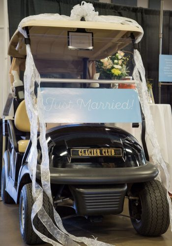 The Glacier Club at the 2018 Durango Wedding Expo, Durango CO
