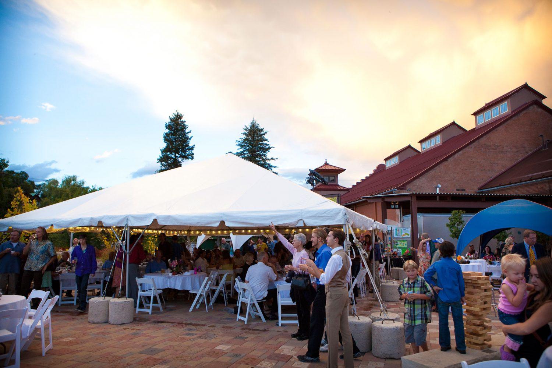 Powerhouse Science Center | Durango Wedding Venue