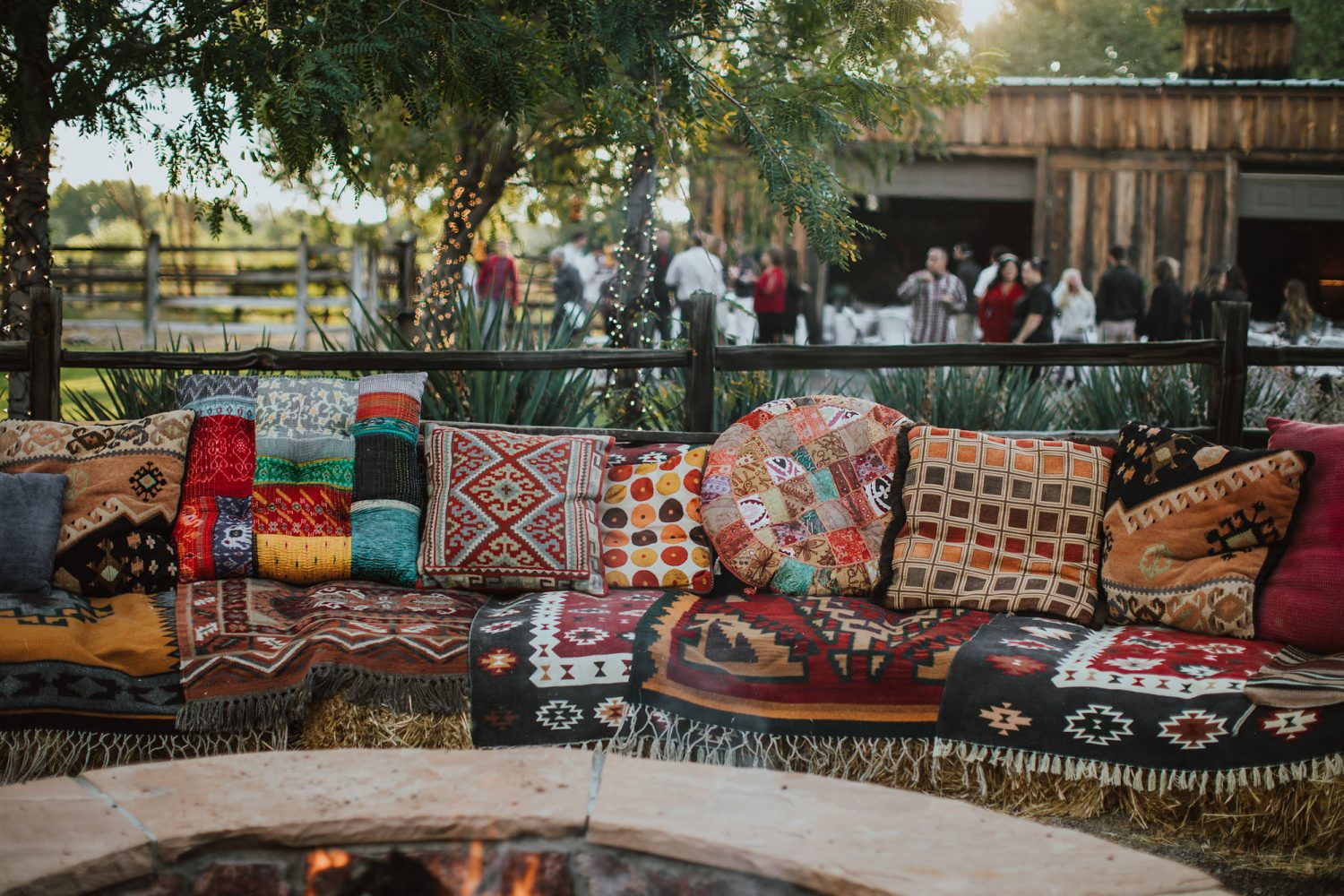 Rustic Glam Wedding at Triple J Ranch in Kirtland, New Mexico
