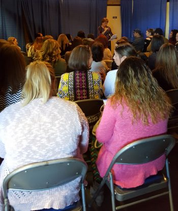 Wedding planning workshop by Emily Spencer, CWP, The Strater Hotel