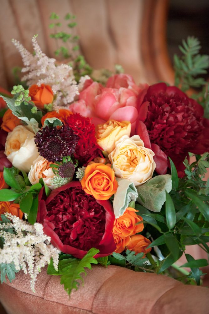 Gorgeous wedding bouquet from April's Garden weddings, Durango, Colorado