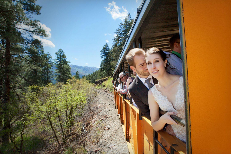 All Aboard on the Durango Love Train